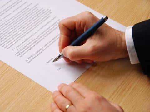 Опцион на заключение договора