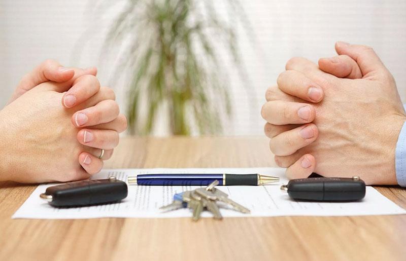 наследование имущества нажитого в браке